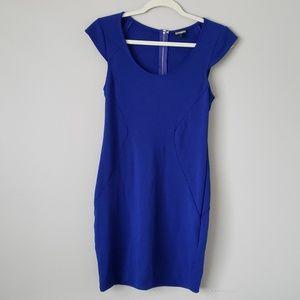 Express | Scoop Neck Midi Bodycon Dress